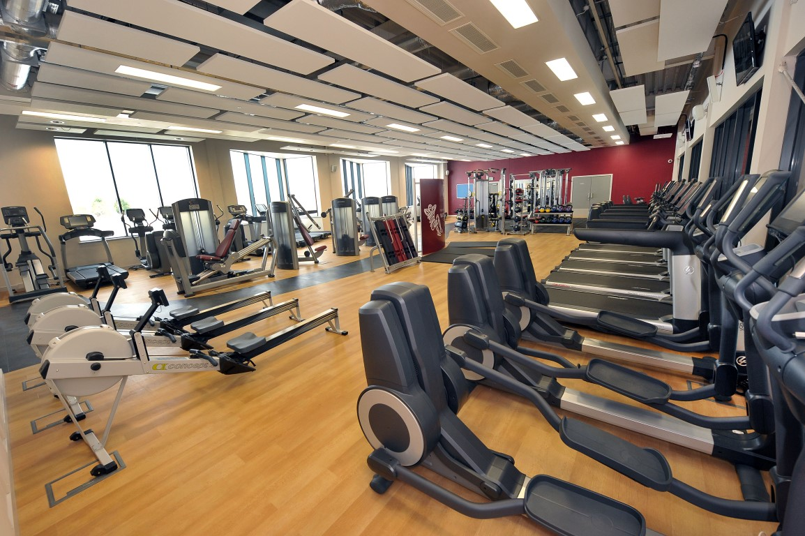 gym in ladies PG near manyata tech park